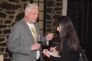 Pierre Craig, l'ancien président de la FPJQ et connu comme animateur de l'émission de radio-Canada La Facture