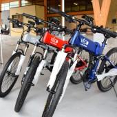 Photo: Félix Larose-Tarabulsy; Les Vélos électriques VÉCO