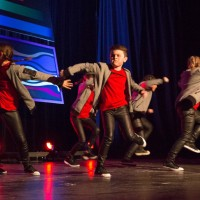 1re place : Jack in the Box (danse) Dans la catégorie 5 à 12 ans