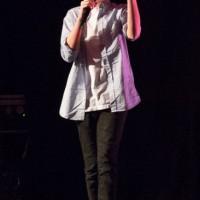 3e place : Mikael Parent (chant) Dans la catégorie 13 à 17 ans