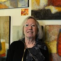 Danielle Brouillet, peintre