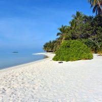Île de Mathiveri,  Ari Atoll Nord. – Photo Diane Brault