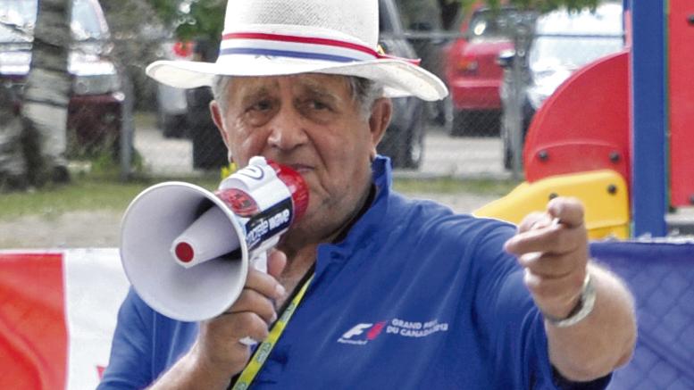 André Ribotti - journal des citoyens de Prévost