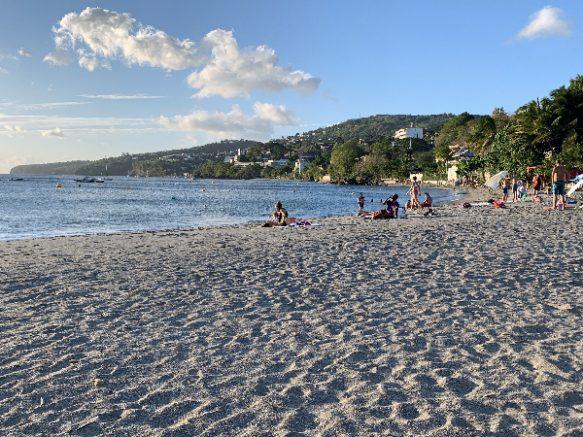 plage Martinique - journal des citoyens