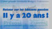 Journal des citoyens - Il y a 20 ans