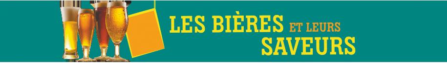 Logo chroniques bieres et saveurs