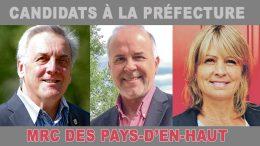 Élection préfecture, journal des citoyens